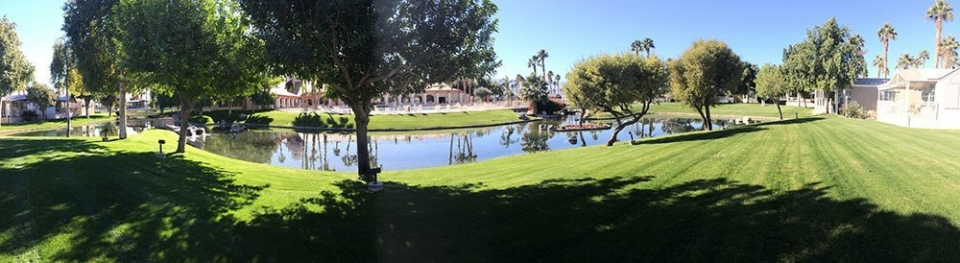 Rancho Casa Blanca RV Resort & Country Club, Indio California